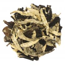 """Silver Moonlight""  pressed white tea"